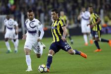 Fenerbahçe Osmanlıspor maçı golleri ve geniş özeti