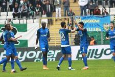 Bursaspor Kasımpaşa maçı sonucu ve özeti