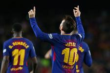 Barcelona La Liga'da Sociedad'ın rekorunu egale etti