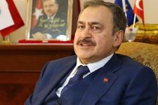 Bakan Eroğlu taburcu edildi