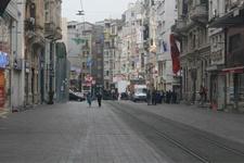 1 Mayıs 2018 İstanbul kuş uçurtulmadı sokaklar bomboş kaldı!