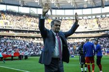 Trabzonspor taraftarlarının Şenol Güneş aşkı!