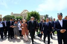 Cumhurbaşkanı Erdoğan orayı ziyaret etmeden gitmedi