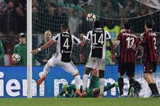 İtalya Kupası'nın kazananı Juventus
