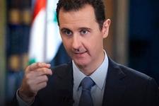 Esad'dan üçlü saldırı sonrası ilk açıklama!
