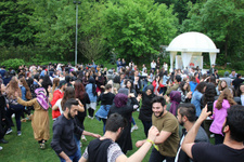 Biruni Üniversitesi 2018 Bahar Şenliği böyle kutlandı