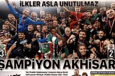 Günün spor gazete manşetleri! 11 Mayıs 2018