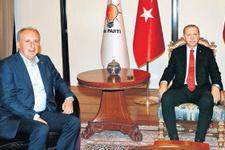 İçerden bilgi! İnce iki kez kalkmak istedi Erdoğan reddetti!