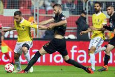 Fenerbahçe 4 takımı yaktı