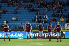 Trabzonspor üst üste 3. kez Avrupa'yı kaçırdı