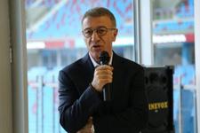 Ahmet Ağaoğlu Akhisarspor'u kutladı