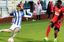 Erzurumspor Ümraniyespor maçı sonucu ve özeti