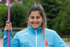 Eda Tuğsuz'dan Diamond League'de bronz madalya