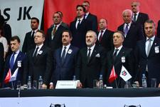 Beşiktaş yönetimi mali ve idari açıdan ibra edildi