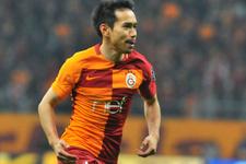 Galatasaraylı futbolcu Nagatomo'nun bacağı, taraftarları korkuttu