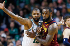 Celtics Cavaliers'ı farklı geçti