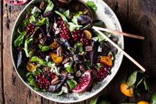 Narlı Cevizli Salata nasıl yapılır?