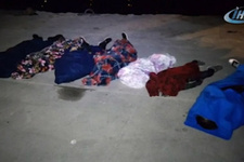 Kaçak göçmenleri taşıyan tekne battı: 7 ölü