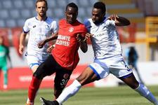 Erzurumspor Ümraniye'yi yıktı finale çıktı