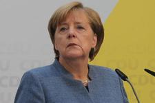 Merkel'den rezil İsrail açıklaması
