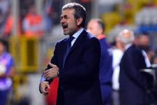 Fenerbahçe'de Aykut Kocaman sitem etti