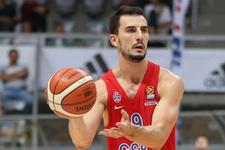 CSKA Moskova'da Westermann şoku