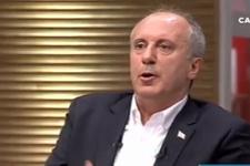 İnce'den bomba Fetullah Gülen açıklaması: Seçilirsem...