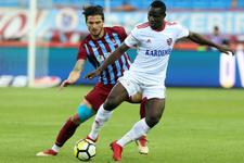 Trabzonspor - Karabükspor maçı golleri ve geniş özeti
