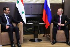 Putin: Yabancı birlikler hemen Suriye'yi terketsin...