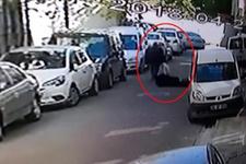 Taciz ettiği kadının kocasını sokak ortasında öldürdü