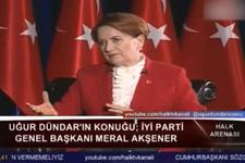 Meral Akşener'den İsmail Kahraman'a kavga çıkaracak sözler!