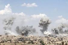 İsrail tankları Suriye'de rejim askerlerine saldırdı