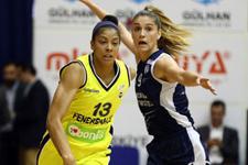 Fenerbahçe seride yeniden öne geçti
