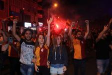 Şampiyon Galatasaray'dan kutlama açıklaması
