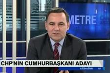 CHP'nin cumhurbaşkanı adayı kim olacak? Canlı yayında açıkladı