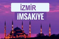 İzmir iftar saati sahur imsak vakti-2018 İzmir  İmsakiyesi