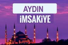 Aydın iftar saati sahur imsak vakti-2018 Aydın İmsakiyesi