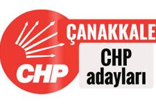 CHP Çanakkale milletvekili adayları kimler 2018 listesi