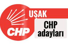 CHP Uşak milletvekili adayları kimler 2018 listesi