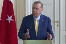 Cumhurbaşkanı Erdoğan suikast ihbarı için ilk kez konuştu