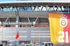 Galatasaray şampiyonluğu kutluyor