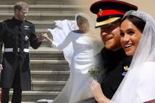 Prens Harry Megan Markle çifti kız bebek göründü dünyayı sarsan iddia