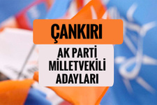 AKP Çankırı milletvekili adayları 2018 AK Parti listesi