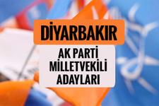 AKP Diyarbakır milletvekili adayları 2018 AK Parti listesi