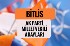 AKP Bitlis milletvekili adayları 2018 AK Parti listesi