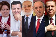 Cumhurbaşkanı adaylarının burçları ne? Memleketleri neresi?