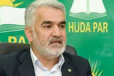 HÜDA-PAR milletvekili aday listesi çıktı genel başkan istifa etti