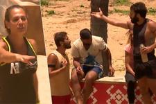 Survivor'da Turabi'nin isteği Nagihan ile Adem arasında kavga çıkardı!