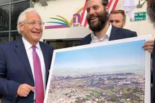 ABD'nin İsrail Büyükelçisi'ne hediye edilen skandal fotoğrafa tepki