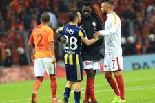 Gomis Valbuena'ya Fatih Terim'in mesajını iletti